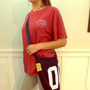 Handbags - Michigan Crossbody&zip I.D. Holder/wallet lanyard